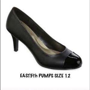 Beautiful Pump Heels Sz 12 NWT
